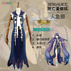 SINoALICE dead Alice mermaid kyi cos costume cosplay costume free shipping