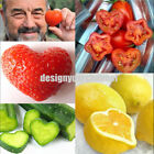 1/5/10Pcs Garden Fruit Vegetable Star Heart Cucumber Shaping Mold Forming Tools