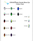 Resin Navette Horse Eye Shape Crystals EIMASS® Sew or Glue on Flat Back Gems