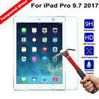Tempered Glass Genuine Protector 9H Screen Film Protective For IPad Pro 9.7 2017