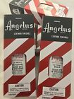 Angelus Suede Dye & Dressing. Change the colour of your suede shoes,boots,bags