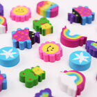***NEW*** Mini Erasers Kids Party Favors Bag Fillers Present - 8 designs