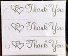 CELEBRATE IT OCCASIONS Heart Favor Tags - 36ct