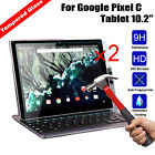 2Pcs Tempered Glass Screen Protector For Google Nexus 9 Tablet/ Pixel C tablet