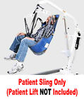 Внешний вид - NEW Patient Lift Sling WITH HEAD SUPPORT Use W/ HOYER And Most All Lifts