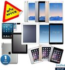 Apple iPad 1/2/3/4,Air,mini,Pro 9.7/12.9 |16GB/32GB/64GB/128GB WARRANTY