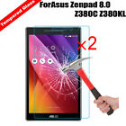 2Pcs Premium 9H Tempered Glass Screen Protector For ASUS ZenPad/ Fonepad Tablet