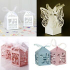 50 Wedding Christening Baby Shower Party Gift Favour Bomboniere Box Ribbon Table