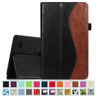 For Amazon Fire 7 5th Generation (2015 released) Leather Folio Case Stand Cover