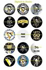 "NHL BOTTLE CAP IMAGES 45 1"" CIRCLES HOCKEY TEAMS YOU PICK $4.45 *FREE SHIPPING* $4.45 USD on eBay"