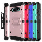 Shockproof Armor Holster Stand Hard Phone Case Cover for Samsung Galaxy Note 8