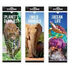 2018 SLIMLINE EXOTIC ANIMALS OCEAN LIFE 12 MONTH CALENDAR