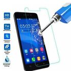 Premium TEMPERED GLASS SCREEN PROTECTOR ANTI SCRATCH FILM For ALCATEL Mobiles UK