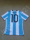NWT Lionel Messi Argentina National Soccer Team Jersey