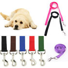 Nylon Dog Leash Lead, 5 Colors, 2 Sizes Durable! Puppy Lead Rope 2017 New Strong