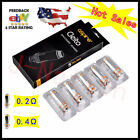 5 PCS Aspire Cleito Tank Replacement Coils 0.2 or 0.4ohm US Local ship US seller