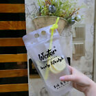 500ml Stand Up Bag Zip Lock Pouches for Juice Beverage Candy Package 13x23cm