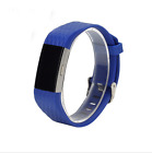 Various Replacement Rubber Band/Strap/Wristband Bracelet For Fitbit Charge 2