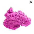 100G Kinetic Magic Motion Colorful Sand Kid DIY Indoor Play Craft Non Toxic Tool