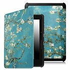 For Amazon Kindle Voyage E-Reader 2014 Slim Shell Case Cover Stand Leather
