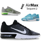 Nike Air Max Sequent Kids Trainers Boys Girls Kid Children Sports School Shoe