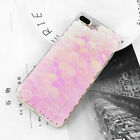 Laser Paillette Shells Soft TPU Phone Case Back Cover For iphone 6 6S 7 plus