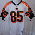 Cincinnati Bengals Chad Johnson Replica Sewn Football Jersey White #85 on eBay