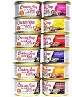 Chicken Soup For The Soul Wet Cat Food Variety Pack Box - 6 Flavors, 3 Oz Each