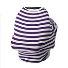4 in1 Breastfeeding Baby Car Seat Canopy Cover  Nursing Scarf Cover Up Apron