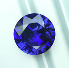 Natural Blue Sapphire Diffusion AAA Round Faceted Loose Stones (3mm - 7mm)