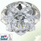 ROSE - 3w/5w Crystal LED Ceiling Chandelier Spotlight Downlight Warm/Cool White