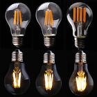 4W 6W 8W E27 Retro Bulb Light Edison Filament Dimmable Industrial Lamp 110V/220V