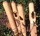 Walking Stick Wood Hiking Staff Trekking Pole Hand Carved Medical Mobility Cane