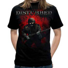 Disturbed: Soldier T-Shirt  NEW  Official  Free Shipping