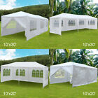Outdoor Waterproof PE Garden Gazebo Marquee Canopy Awning Party Wedding Tent US