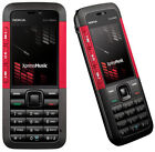 Nokia Xpress Music 5310 Black Red (Unlocked) with Camera Cheap Mobile Bar Phone