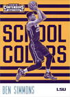 2016-17 Panini Contenders Draft Picks School Colors - You Choose