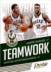 2016-17 Prestige Teamwork - You Choose  *GOTBASEBALLCARDS
