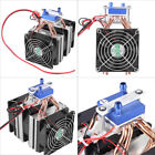 Thermoelectric Cooler Refrigeration Water DIY Cooling System for Fish Tank stw