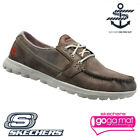 LADIES SKECHERS GOGA ON THE GO LIGHTWEIGHT BOAT RUNNING WALKING TRAINERS SHOES