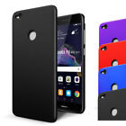 For Huawei P8 Lite 2017 - Slim Hard Case Thin Hybrid Cover & Screen Protector