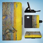VINCENT VAN GOGH THE SOWER ART FLIP WALLET CASE COVER FOR SAMSUNG GALAXY S7 EDGE