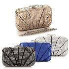 Handbags Crystal/ Rhinestone Embellishment Evening Clutch Bag Purse