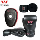 Boxing punch bag gloves with hand target hand wraps boing equipments By Wesing