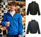 Regatta Mens Waterproof Windproof Breathable Stretch Bomber Hooded Jacket