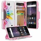 For ZTE Majesty Pro / ZTE Tempo Phone Case Card Slot Wallet Pouch Flip Cover