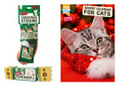 GOOD GIRL PAWSLEY CAT KITTEN ADVENT CALENDAR STOCKING CHRISTMAS GIFTS TREATS