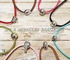 SPORTS NECKLACE Suede Leather Teen Boys Girls Kids Coach Team Mom Christmas Gift