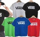 YOUTH Original 1966 OFF THE WALL VANS SKATER SHIRT MSRP $24 ALL SIZES ALL COLORS
