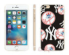 New York Yankees MLB Baseball iPhone 6 6s 7/plus Cover  Soft Silicone Phone Case
